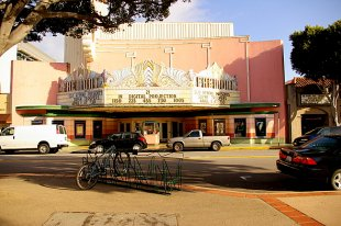 Fremont Theatre Front View- (medium sized photo)